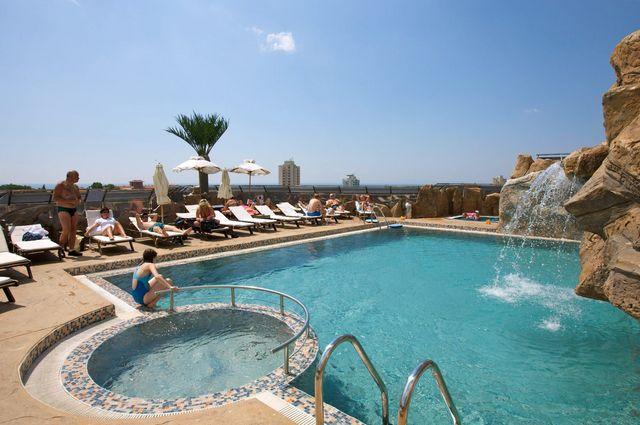 Хотел Мариета Палас - Почивка